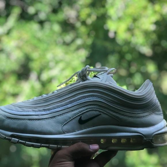 Nike Sportswear AIR MAX 97 PREMIUM Trainers blue hero